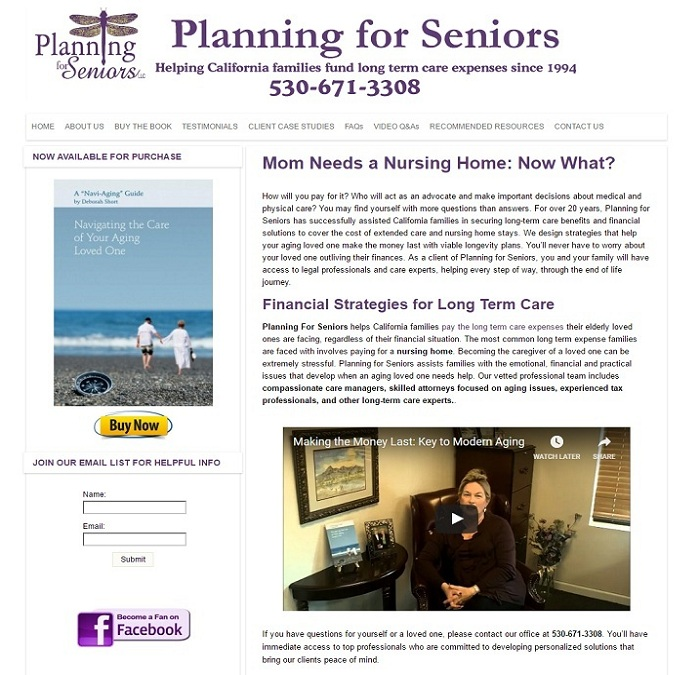 long term care for seniors