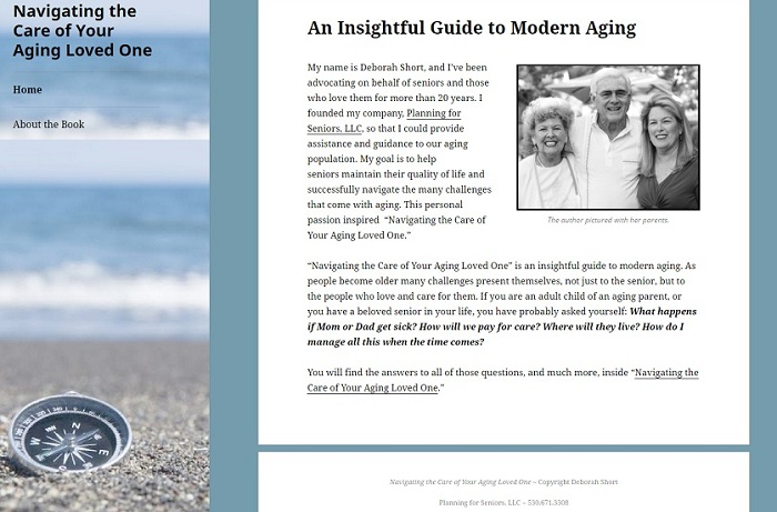 navigating the care of your aging loved one
